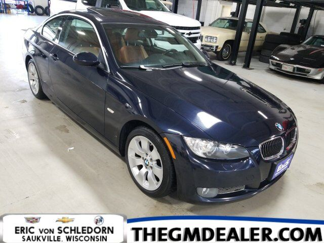 2008 BMW 3 Series 335xi AWD Coupe w/Sunroof Navigation HtdMemLthr Milwaukee WI