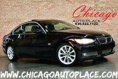 2008_BMW_3 Series_335xi Coupe - 3.0L DI TWIN-TURBOCHARGED I6 ENGINE ALL WHEEL DRIVE BLACK LEATHER HEATED SEATS SPORT PACKAGE SUNROOF XENONS_ Bensenville IL