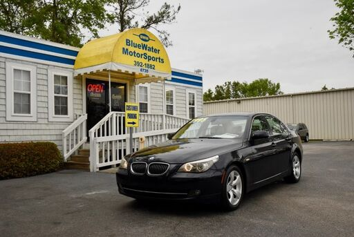 2008_BMW_5 Series_528i_ Wilmington NC
