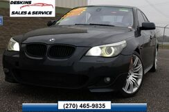 2008_BMW_5 Series_550i_ Campbellsville KY