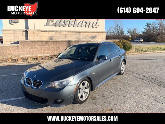 2008 BMW 5 Series 550i Columbus OH