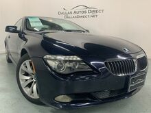 2008_BMW_6 Series_650i_ Carrollton  TX