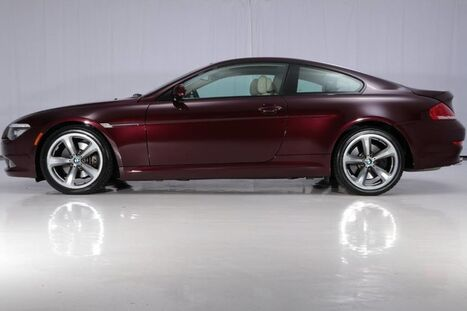 BMW 6 Series Coupe 650i 2008