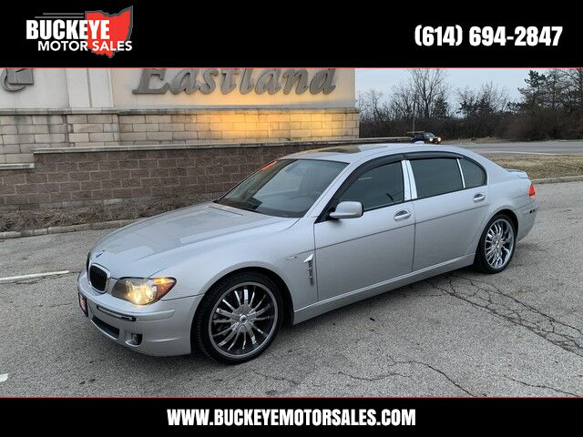 2008 BMW 7 Series 750Li Columbus OH