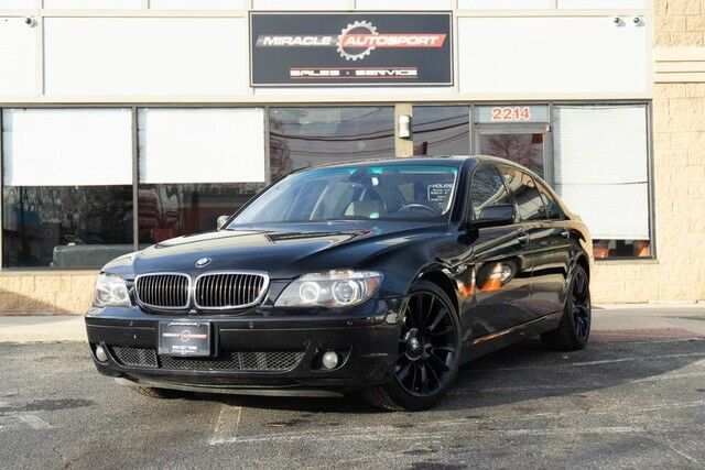 2008 BMW 7 Series 750Li Hamilton NJ