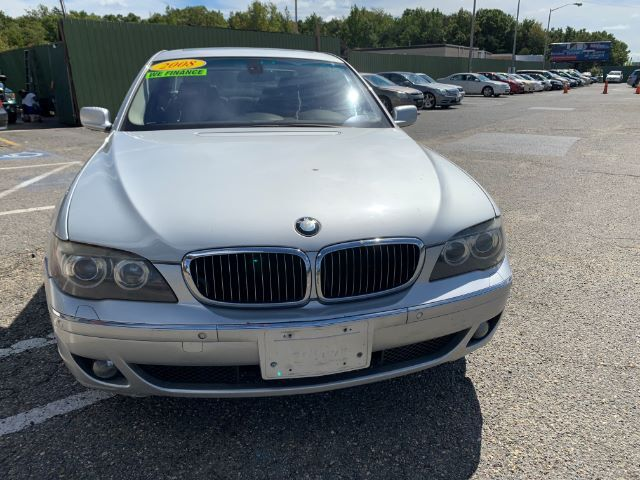 2008 BMW 7-Series 750i Brandywine MD