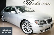 2008_BMW_750Li_Sedan, Navigation System, Parking Guidance Display, In-Dash CD-Changer, Bluetooth Technology, Heated/Ventilated Leather Seats, Power Sunroof, 19-Inch Alloy Wheels,_ Linden NJ