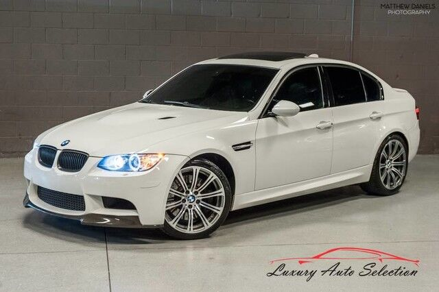 2008_BMW_M3 6-Speed Manual_4dr Sedan_ Chicago IL