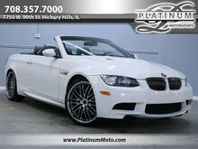 2008_BMW_M3 Hard Top Conv SMG_Navigation Back Up Camera Loaded_ Hickory Hills IL