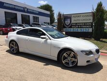 BMW M6 Coupe HEADS-UP DISPLAY NAVIGATION, LEATHER DASH, CARBON FIBER TRIM, EXTENDED MERINO LEATHER!!! FULLY LOADED!!! EXCELLENT CONDITION!!! 2008