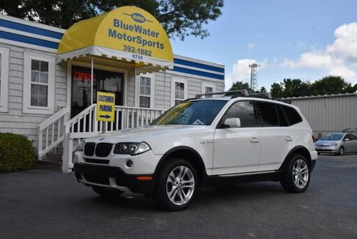 2008_BMW_X3_3.0si_ Wilmington NC
