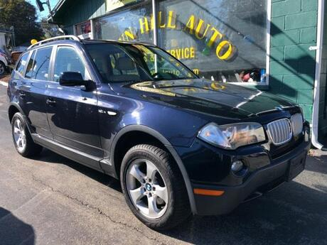 2008 BMW X3 AWD 4dr 3.0si New London CT