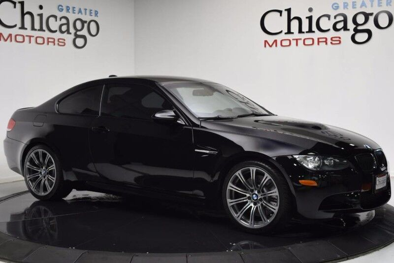 2008_BMW_m3 Coupe Real MIles!_OVer $13,000 in options_ Chicago IL