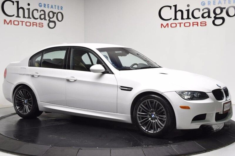2008_BMW_m3 Sedan~Real Miles! Like New_M3_ Chicago IL