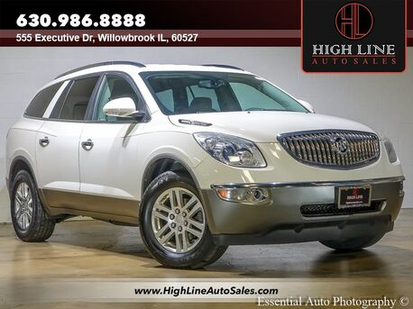 2008_Buick_Enclave_CX_ Willowbrook IL