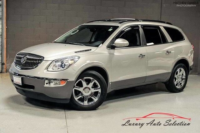 2008_Buick_Enclave CXL AWD_4dr SUV_ Chicago IL