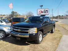 2008_CHEVROLET_SILVERADO_1500 LT Z71 4X4, BUYBACK GUARANTEE, WARRANTY, CD PLAYER, ONSTAR, BED LINER, TOW PKG, IMMACULATE !!!_ Virginia Beach VA