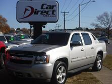CHEVROLET AVALANCHE LT 4X4, HEATED LEATHER SEATS, NAVIGATION, DVD, TOW PKG, BACK UP CAMERA, REMOTE START, SUNROOF!! 2008