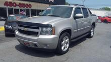 2008_CHEVROLET_AVALANCHE_LT3 4X4, CARFAX CERTIFIED, NAVIGATION, DVD, BOSE, SUNROOF, LEATHER HEATED SEATS, LOW MILES, MINT!_ Norfolk VA