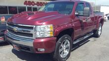 2008_CHEVROLET_SILVERADO_1500 LT Z71 EXT CAB 4X4, AUTOCHECK CERTIFIED, LIFTED, PREMIUM 20