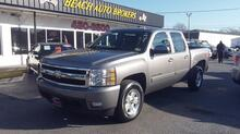 2008_CHEVROLET_SILVERADO_1500 LTZ CREW CAB 4X4, CARFAX CERTIFIED, HEATED LEATHER, REMOTE START, TOW PKG, 1 OWNER, 60K MILES!_ Norfolk VA