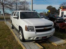 2008_CHEVROLET_SUBURBAN_1500 LT, WARRANTY, LEATHER, DVD PLAYER, REMOTE START, SUNROOF, 3RD ROW, PARKING SENSORS, TOW PKG!!!!_ Norfolk VA