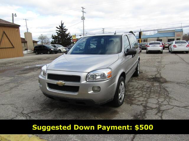 2008 CHEVROLET UPLANDER LS  Bay City MI