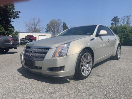 2008 Cadillac CTS AWD w/1SB Richmond VA