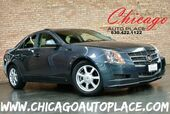 2008 Cadillac CTS RWD w/1SB - 3.6L VVT V6 ENGINE NAVIGATION BLACK LEATHER HEATED/COOLED SEATS PANO ROOF BOSE AUDIO WOOD GRAIN INTERIOR TRIM