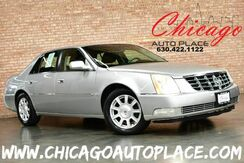 2008_Cadillac_DTS_w/1SC - NORTHSTAR 4.6L V8 ENGINE FRONT WHEEL DRIVE BLACK LEATHER DUAL ZONE CLIMATE WOOD GRAIN INTERIOR TRIM XENONS_ Bensenville IL