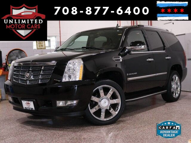 2008 Cadillac Escalade AWD Bridgeview IL