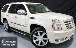 Cadillac Escalade AWD / Ultra Luxury Collection/ Rear Seat Entertainment/ Navigation 2008