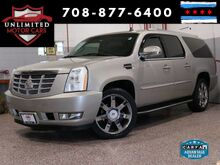 2008_Cadillac_Escalade ESV_Dual Row TV's_ Bridgeview IL