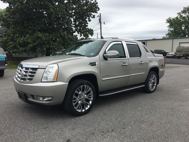 2008 Cadillac Escalade EXT AWD  Richmond VA