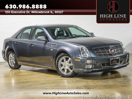 2008_Cadillac_STS_AWD w/1SB_ Willowbrook IL