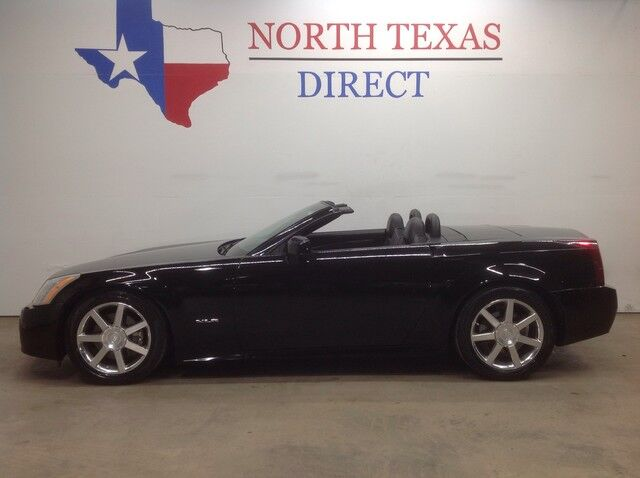 2008 Cadillac XLR FREE DELIVERY Premium GPS Navigation Adaptive Cruise Heated Leat Mansfield TX