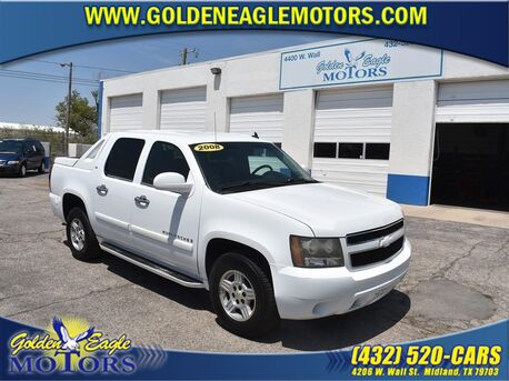 2008_Chevrolet_Avalanche_2WD CREW CAB 130 LS_ Midland TX