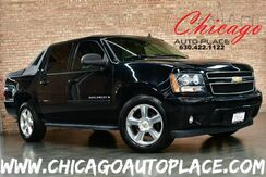 2008_Chevrolet_Avalanche_LT w/2LT - 5.3L VORTEC V8 FLEX-FUEL ENGINE 4WD NAVIGATION BEIGE LEATHER HEATED SEATS SUNROOF BOSE AUDIO DUAL ZONE CLIMATE_ Bensenville IL