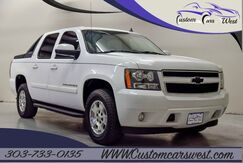 2008_Chevrolet_Avalanche_LT w/2LT_ Englewood CO