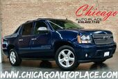 2008 Chevrolet Avalanche LTZ - 4WD CREW CAB BLACK LEATHER HEATED SEATS BOSE AUDIO PARKING SENSORS REAR TV/DVD