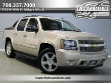 2008_Chevrolet_Avalanche LTZ_Nav Roof Rear Entertainment Loaded_ Hickory Hills IL