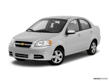 Vehicle Details 2008 Chevrolet Aveo At Hollywood Chrysler Jeep