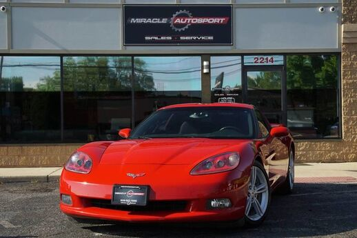 2008 Chevrolet Corvette  Hamilton NJ