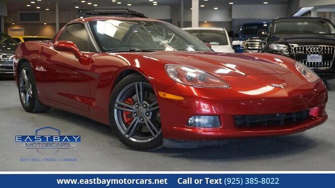 2008_Chevrolet_Corvette_3LT W/Z51 package_ San Ramon CA