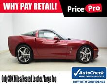 2008_Chevrolet_Corvette_Coupe 6-Speed Manual_ Maumee OH