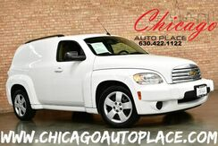 2008_Chevrolet_HHR_Panel LS - 2.2L ECOTEC 4-CYL SFI ENGINE FRONT WHEEL DRIVE BLACK CLOTH INTERIOR REAR POWER OPEN DOORS REAR STORAGE CONSOLES CLIMATE CONTROL_ Bensenville IL