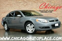 2008_Chevrolet_Impala_LT - 3.9L V6 E85 ENGINE GRAY LEATHER HEATED SEATS WOOD GRAIN INTERIOR TRIM PREMIUM ALLOY WHEELS_ Bensenville IL