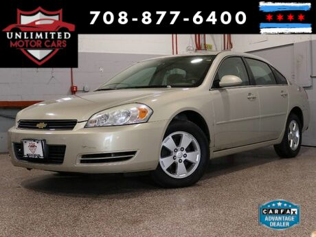 2008 Chevrolet Impala LT Bridgeview IL
