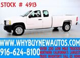2008 Chevrolet Silverado 1500 ~ Extended Cab ~ Only 28K Miles!
