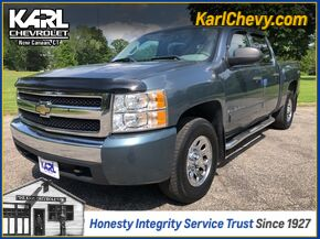 2008_Chevrolet_Silverado 1500_LS_ New Canaan CT
